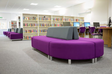 school library, manchester